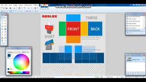 How To Make A Roblox Shirt On Paint Net How To Make A Short Sleeve Shirt On Roblox Using Paint Net