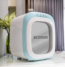 Máy tiệt trùng sấy khô khử mùi bằng tia UV Ecomom ECO-22 Plus - Màu Xanh  Dương | Máy Tiệt Trùng Ecomom