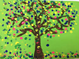 kids painting picture. Interesting Painting Painting For Kids  How To Draw A Tree Landscape Painting  Art  YouTube Intended Kids Picture C