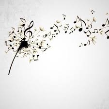 Music Tattoo With Close Your Eyes Dream Your Dreams Make All Your
