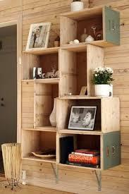 wine box shelves - Google Search