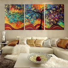 living room wall art painting