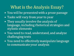 the rhetorical analysis essay ppt what is the analysis essay
