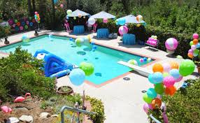 Swimming Pool Party Theme Ideas Pool Design & Pool Ideas - HD Wallpapers