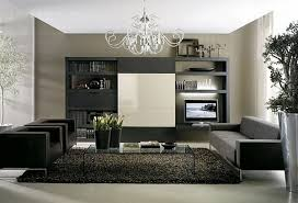 dark furniture living room ideas. Comfortable Living Room Ideas For Modern Design: Black Twin Sofa And Grey Sofas Dark Rug Glass Table Curved Chandelier Brown Wall Black. Furniture F