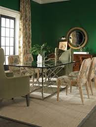 for a contemporary take on the gl topped table check out thom filicia s dining table for vanguard