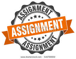 assignment stock images royalty images vectors shutterstock assignment stamp sticker seal round grunge vintage ribbon assignment sign