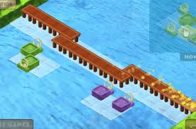 Wooden Path Game logical games Puzzle Games 58