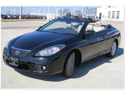 Pre-Owned 2008 Toyota Camry Solara SE 2D Convertible in Crystal ...