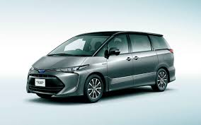 2018 Toyota Estima Hybrid Specs, Price and Release Date - There ...