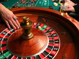 Lucky number 7 roulette challenge at Grand Eagle Casino