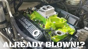 Cammed 380+hp Dakota Motor CARNAGE!! - YouTube
