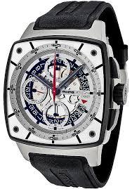design watches men s automatic chronograph titanium case black momo design watches men s automatic chronograph titanium case black rubber md376 rb 03slsk