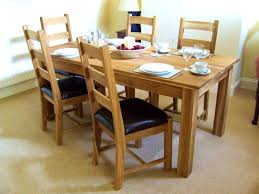 bedroom delightful oak dining room set black and sets solid for table 8 wood with