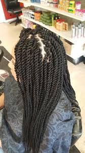 Fatima African Hair Braiding And Design Senegalesetwist Marleytwist Bigtwist Fatima African