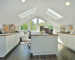 saveemail attic office ideas