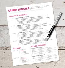 this is for an instant word document editable resume  this is for an instant word document editable resume template for this type