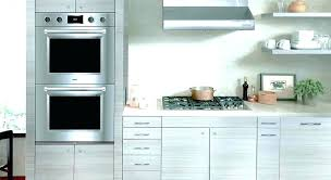 double oven microwave combo ge gas wall ovens the home depot single in black unit
