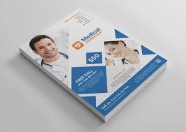 Elegant Medical Flyer Template Graphic Templates