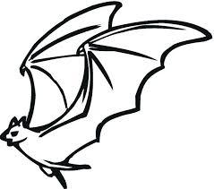 Coloring Bats Flying Bat Coloring Page Amp Coloring Book Printable