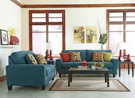 living room ideas with blue sofa. ashley furniture blue sofa design ideas living room with