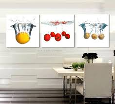 dining room canvas art. Dining Room Canvas Art New 3 Piece Print Wall Painting Pictures On .