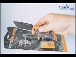 Обзор <b>ножа GERBER</b> Bear Grylls Scout - от Fonarik.com - YouTube