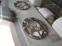 just finished installing amped 6x9s in the rear deck any car install 015 jpg