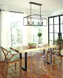 kitchen table light fixture dining room table lighting dining room linear chandelier dining room table lighting