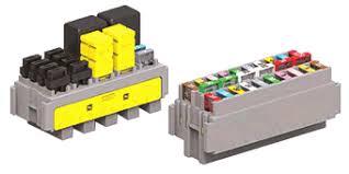 mta modular power distribution units Mini 12 Volt Fuse Block at Modular Fuse Box Mta