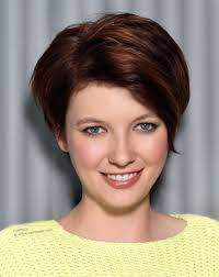 Hair Style With Volume short hairstyle with a very short neck and volume on the crown 2483 by stevesalt.us