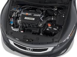 Image: 2008 Honda Accord Coupe 2-door I4 Auto EX-L Engine, size ...