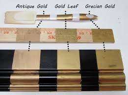 Three Golds Comparing Rub N Buffs Gold Finishes Gold