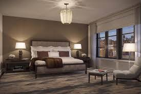master bedroom chandelier. contemporary master bedroom with carpet, crown molding, kingstown home ophelia upholstered panel bed, chandelier .