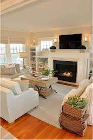 Decorating Ideas For Living Room With Fireplace Ideas