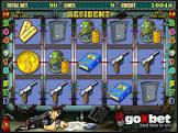 Демоверсия игрового автомата Резидент