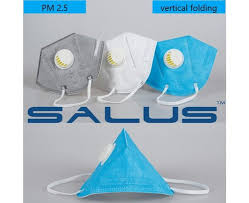 Disposable <b>N95</b> Fold Dust Face <b>Mask</b> with Valve <b>Non Woven</b> Active ...