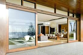 wood sliding patio doors. Wood Slider Doors House By Creative Arch Wooden Sliding Patio Prices . R