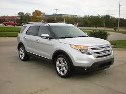 ford explorer silver. 2014 ford explorer - nelson automotive silver e