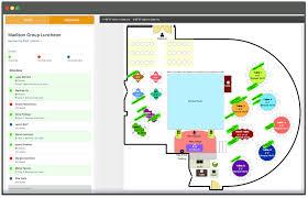 Banquet Layout Software Banquet Table Layout Software Virtual Wedding Reception