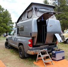 In photos: Pickup campers, big rig motorhomes and adventure vehicles ...