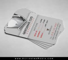 barbershop business cards 11 best hair stylist barber business cards images on pinterest