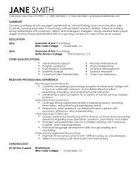 Resume Examples For Psychology Majors Intern Resume Sample Inspirational Advertising Internship Resume 60 23