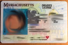 Card Fake Massachusetts Id Maker