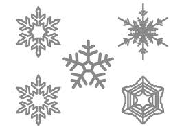 雪の結晶 イラスト 商用加工ok無料フリーイラスト素材 エムスタジオ