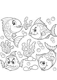 100 Kleurplaten Zeedieren Kleurplaat 2019