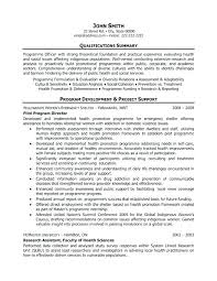 Technical Support Specialist Resume It Support Specialist Resume