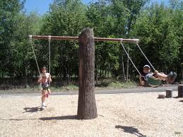 Tree Swing Tree Trunk Swing Cre8play