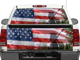 Category: Rear Window Graphics Decals