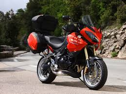 triumph tiger 1050 review and photos